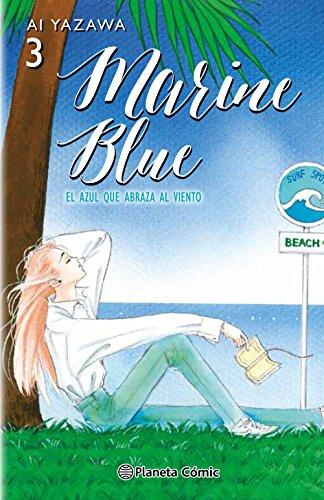 Marine Blue nº 03/04 (Manga Shojo)