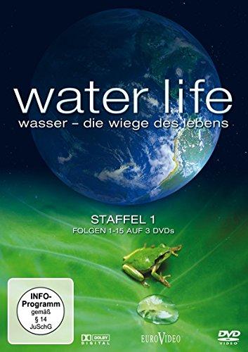 Wasser - Die Wiege des Lebens, Staffel 1 (3 DVDs)