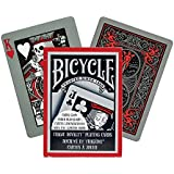 Bicycle Cards - Tragic Royalty tragico royalty bicicletta carte da gioco [importato dalla Francia]