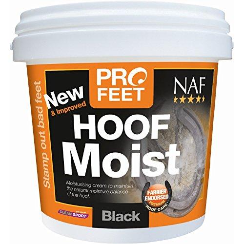 NAF Pro Feet Hoof Moist (900g) (Schwarz) Pferdepflege Hufpflege