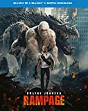 Dwayne Johnson (Actor), Naomie Harris (Actor), Brad Peyton (Director) | Rated: To Be Announced | Format: Blu-ray (18) Release Date: 20 Aug. 2018  Buy new: £19.99