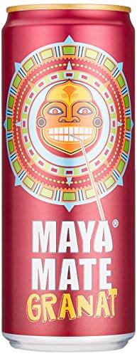 Maya Mate Granat Dosen, 24er Pack, EINWEG (24 x 330 ml)