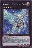 Numero 44 Pegaso Del Cielo NUMH-IT028 Rara Segreta Yu-Gi-Oh! xyz
