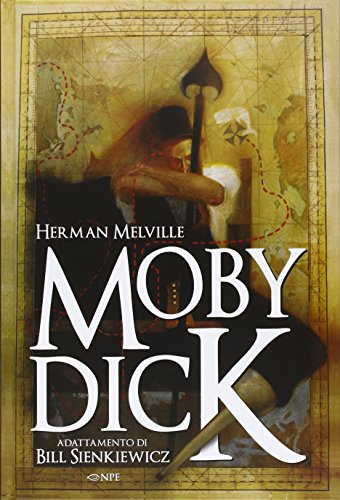 Moby Dick (Nuvole d'autore) por Herman Melville