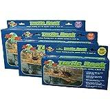 Zoo Med Turtle Dock–Isla flotante con rampa, de varios tamaños