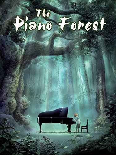 Piano Forest Cover