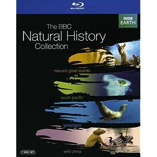 BBC Natural History Collection Box Set [Blu-ray] [Region Free]
