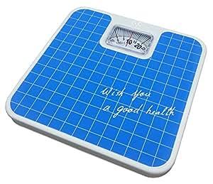 GVC Virgo Manual Weighing Scale (Blue Grey)