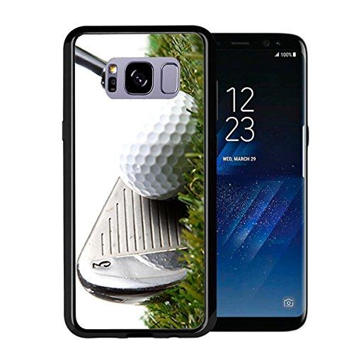 3Eisen Golf Club Geschlagener Golfball für Samsung Galaxy S8Plus + 2017Schutzhülle von Atomic Markt
