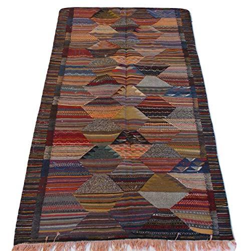 Etnico Arredo 1402191330 Kilim Maroc Berbero Sahara Arabo Tapis