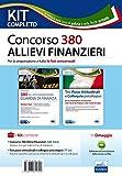Kit completo Concorso 380 allievi finanzieri nella Guardia di Finanza. Con software di simulazione