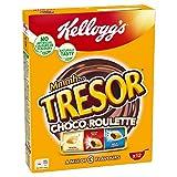 Kellogg Tresor Roulette, 4er Pack (4 x 375 g)