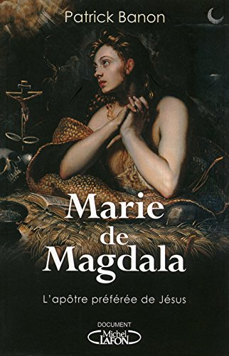 Marie de Magdala par Patrick Banon