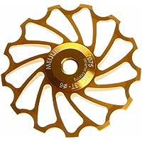 Gu/ía cable de cambio de paso inferior Pedalier corrugado soporte bicicleta monta/ña Vintage