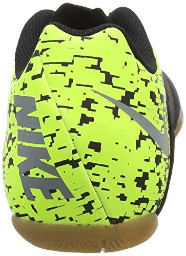 Nike Herren Bombax Ic Fußballschuhe Mehrfarbig (Black/cool grey-volt)