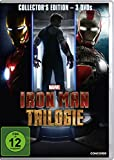 Iron Man Trilogie (Collector's Edition) [3 DVDs] - Avi Arad