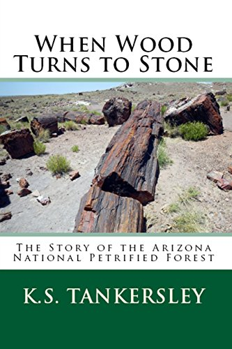 When Wood Turns to Stone: The Story of the Arizona National Petrified Forest (Exploring Nature Series Book 4) (English Edition)