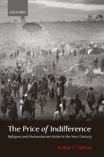 The Price of Indifference: Refugees and Humanitarian Action in the New Century (Council on Foreign Relations Book) por Arthur C. Helton
