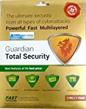 #8: Guardian Total Security 1 User 1 Year