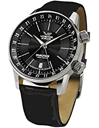 Vostok Europe 2426-5602059 Gaz-14 2426-5602059 - Reloj Color Negro