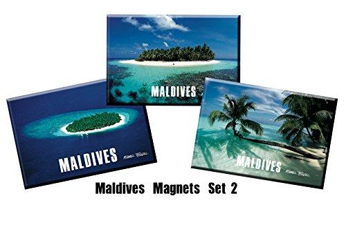3maldive magnete con diversi motivi (set 2)