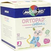 ORTOPAD cotton girls junior Augenokklusionspflast. 50 St Pflaster preisvergleich bei billige-tabletten.eu