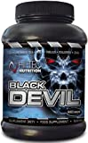 Strong Testosterone and Anabolic Hormones Booster, Hi Tec Nutrition Black Devil, 240 cap
