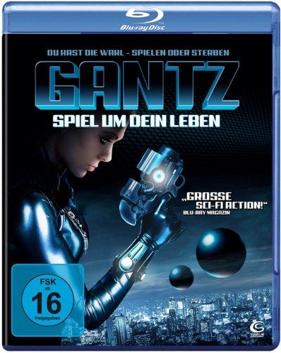 Gantz - Spiel um dein Leben (Single Edition) [Blu-ray]