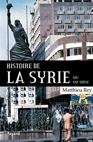 Histoire de la Syrie (XIX-XXIe siècle)
