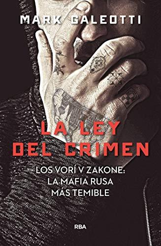 La ley del crimen - Mark Galeotti 51gmBxNqkoL