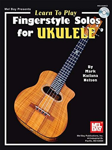 Learn to Play Fingerstyle Solos for Ukulele [With CD]