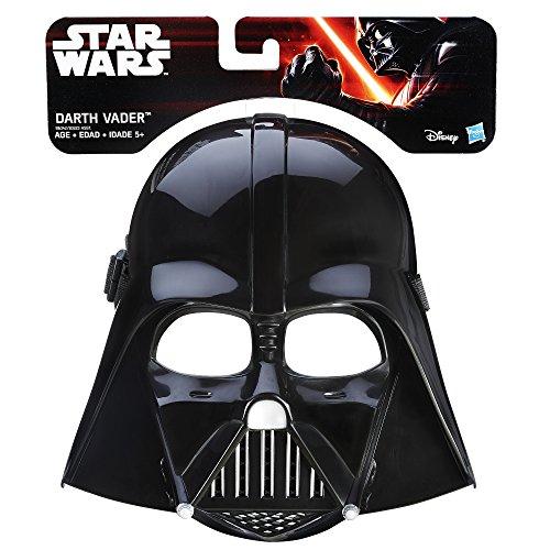 Hasbro - B6342 - Star Wars: Das Erwachen der Macht - Darth Vader - Rollenspielmaske