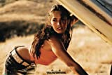 Transformers Poster Megan Fox