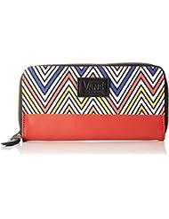 Vans G Peace Maker Portefeuille Wallet, chevron Multicolore/T, 10x 20x 2cm, 1L, v22ch7W