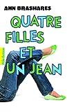 Lire le livre Quatre filles jean gratuit
