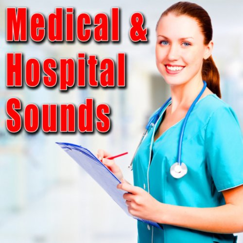 Hospital Emergency Room Ambience with Voices, Medical Equipment & Radio