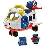 Mattel R4746 - Fisher-Price Little People Flugzeug