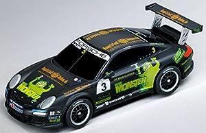 Carrera-Porsche GT3 Cup Monster FM, U.Alzen Coche de Juquete, multicolor (Stadlbauer 20061216)
