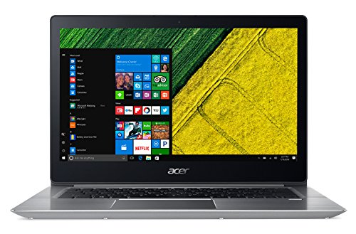 Acer Swift 3 SF314-52-339V Notebook, 14' FHD LCD, Intel...