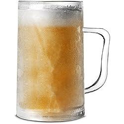 Jarra de Cerveza de Plástico para congelador