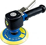 Druckluft Excenterschleifer Exzenterschleifer Poliermaschine Klett 150 mm -