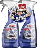 2x SONAX XTREME Felgenreiniger PLUS (500 ml)...