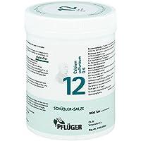 Biochemie Pflüger 12 Calcium Sulfur D 6 Tabletten 1000 stk preisvergleich bei billige-tabletten.eu