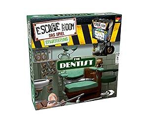 Simba Dickie Noris Spiele 606101775Escape Room Ampliación The Dentist, Solo con Chrono incorporados Parte Bar Juego de Estrategia