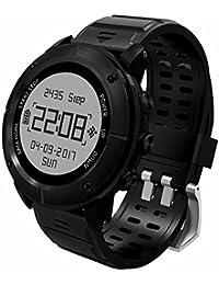 Sport Smart Watch GPS De Alta Precisión Impermeable Reloj Deportivo GP De Hombres Y Mujeres Alt. De Natación Decathlon Con Monitor De Frecuencia Cardíaca / Sos / Brújula / Barómetro