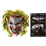 Batman: Death of the Family Book and Joker Mask Set by Scott Snyder (2014-09-30)