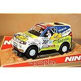 """Ninco - Scalextric Slot 50564 Mitsubishi Montero """"Prieto"""" Dakar 2001"""