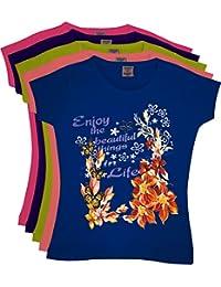 KGB Girl's T-Shirt (Kgb_Girls_Rns)
