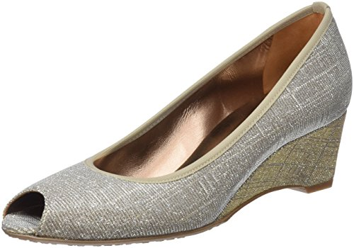 MASCARO 46288, Zapatos tacón Punta Abierta Mujer