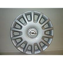 Juego de Tapacubos 4 Tapacubos Diseño de Vauxhall Corsa D Desde 2006 r 14 ()